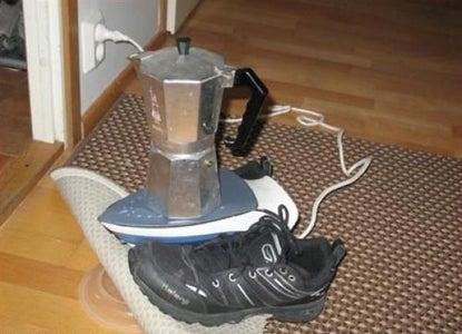 Coffee, Tee or ...
