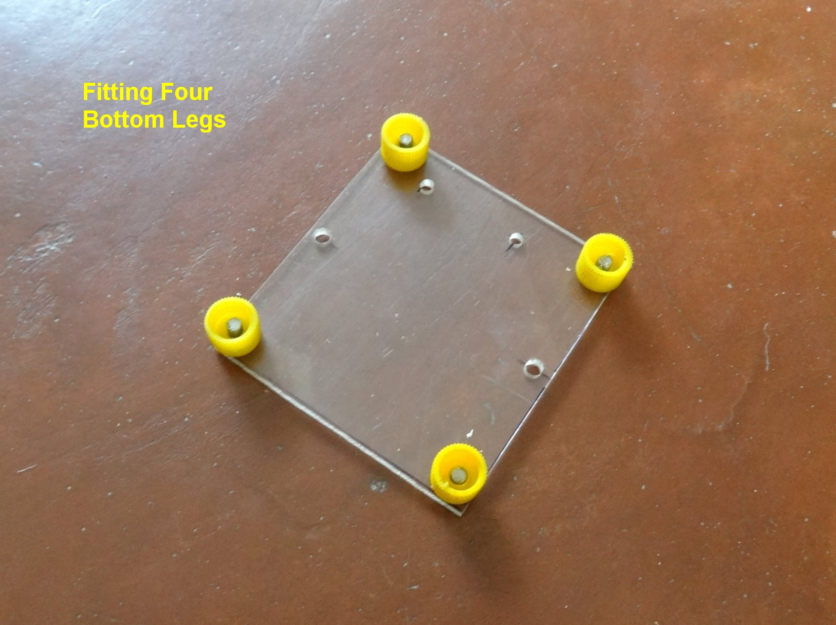 Picture of Fabrication of the Enclosure
