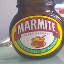 Upcycled Marmite Jar Tea Light