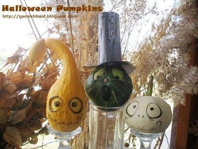 Pumpkin Buddies - Easy Halloween Project