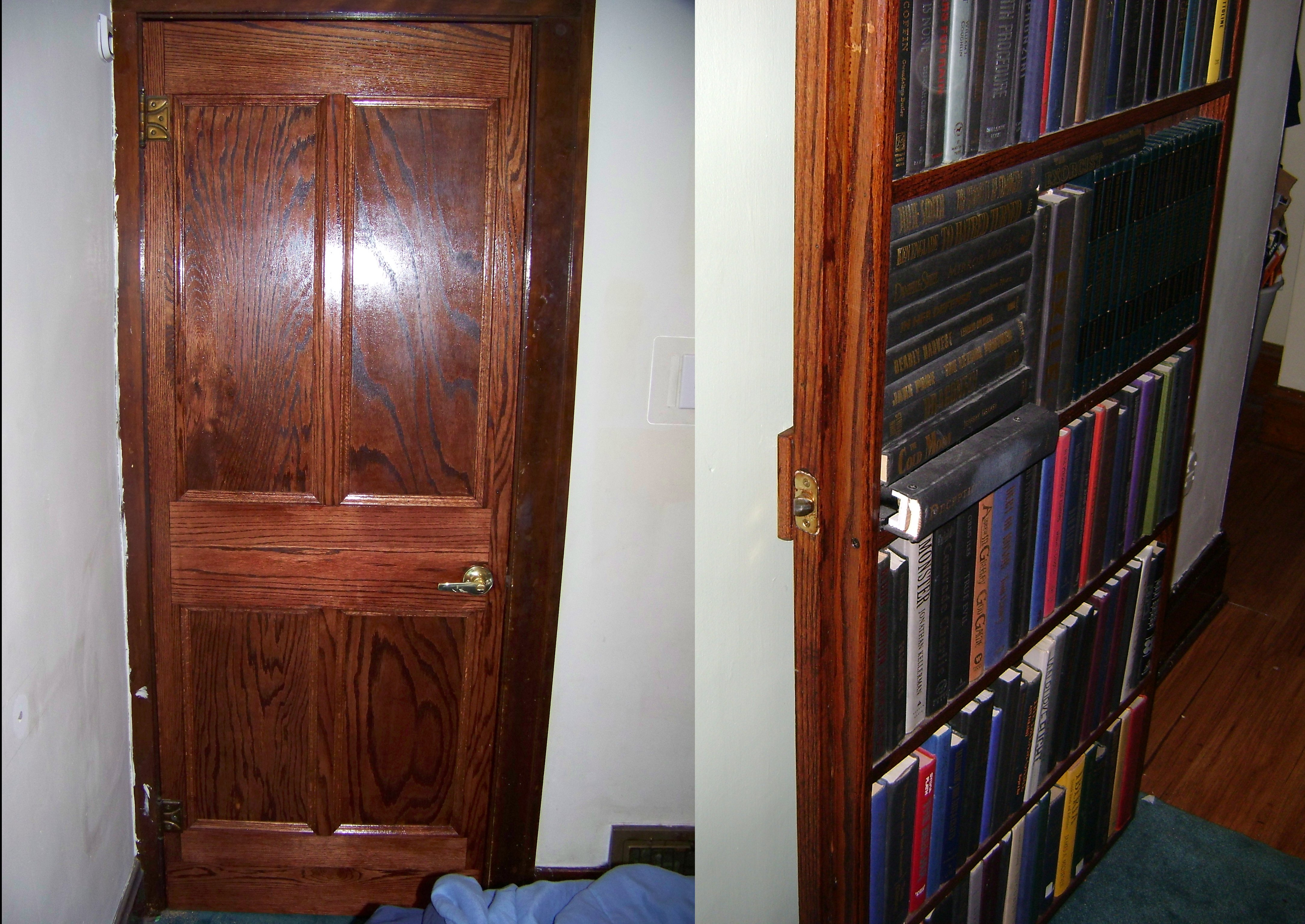 Picture of Decide on a Kind of Secret Compartment