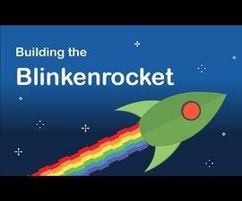 BLINKENROCKET - Soldering Tutorial