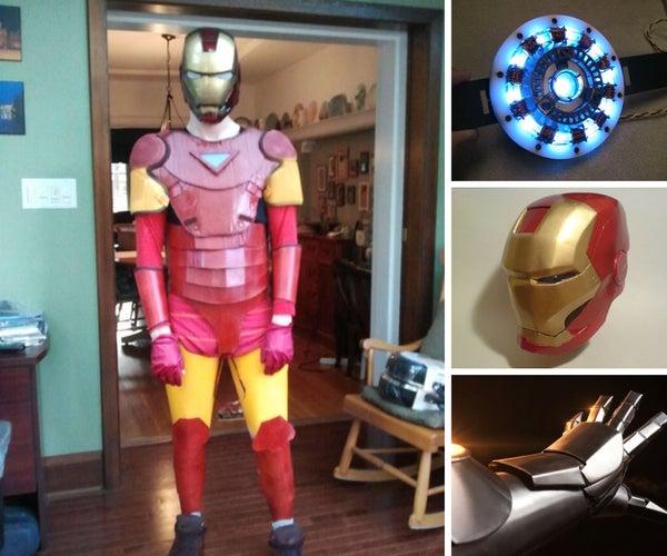 How to Make an Iron Man Costume