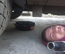 Changing the Oil in a Vehicle