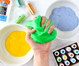 How to Make Slime Without Borax + Lesson Plan
