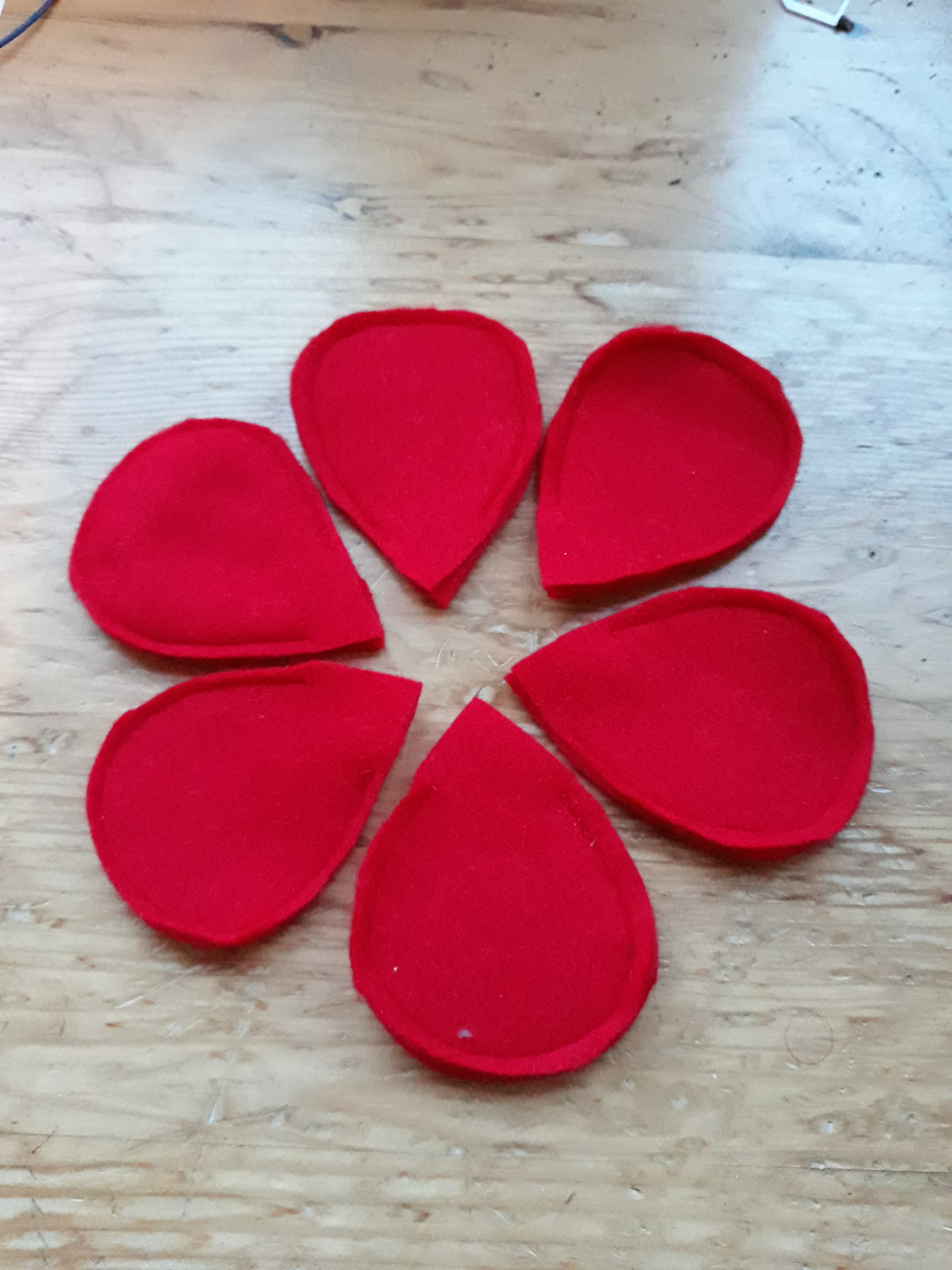 Picture of Sew the Petals Together