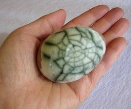 Halloween Spiderweb Eggs