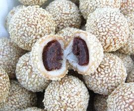 Dim Sum Sesame Balls