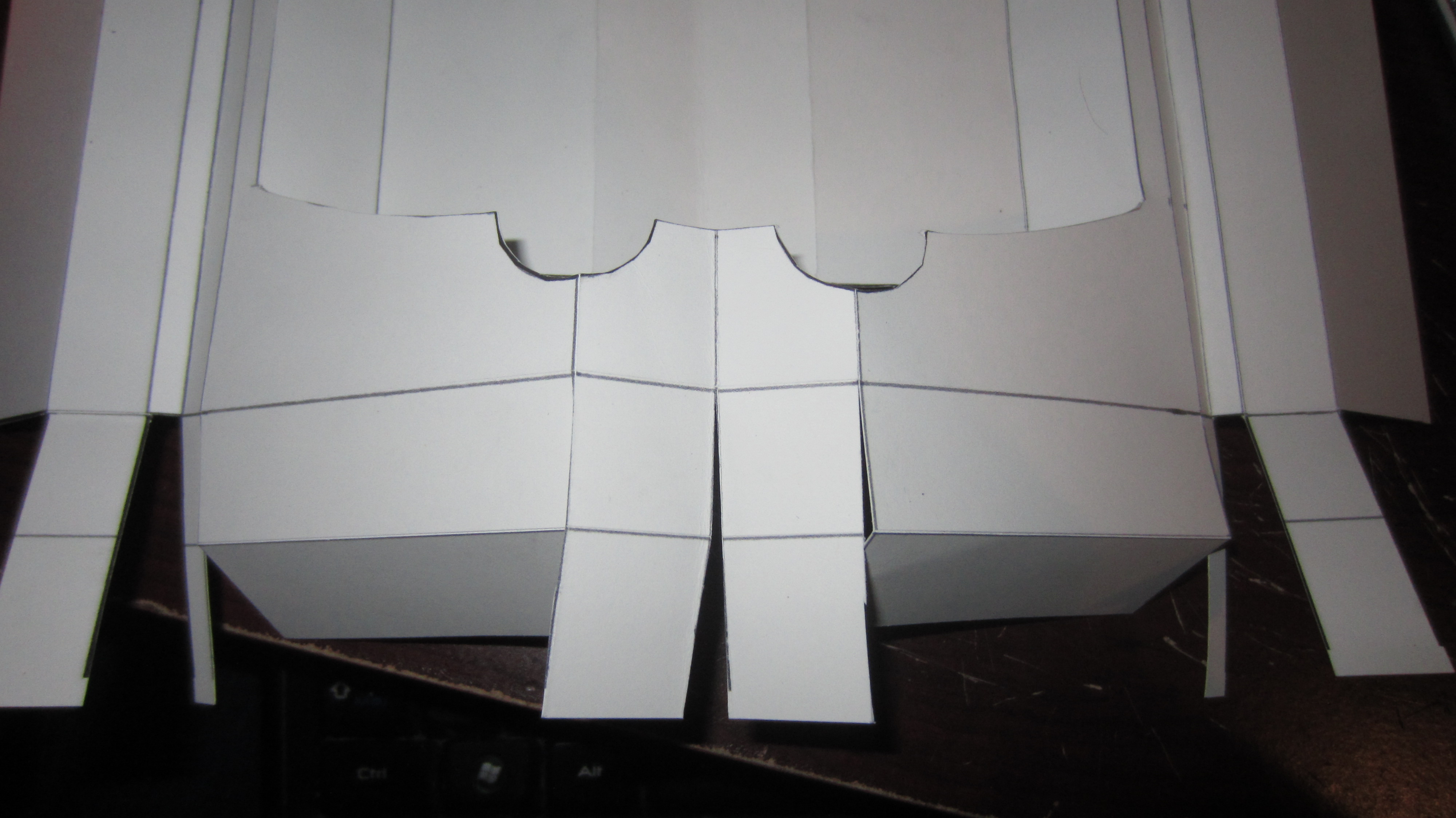 Picture of The Insert: Cutting the Large Flaps