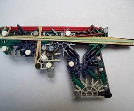Knex Walther PPK
