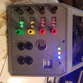 Lab ATX Powersupply