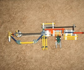 K'nex Semi-Automatic/Single Action