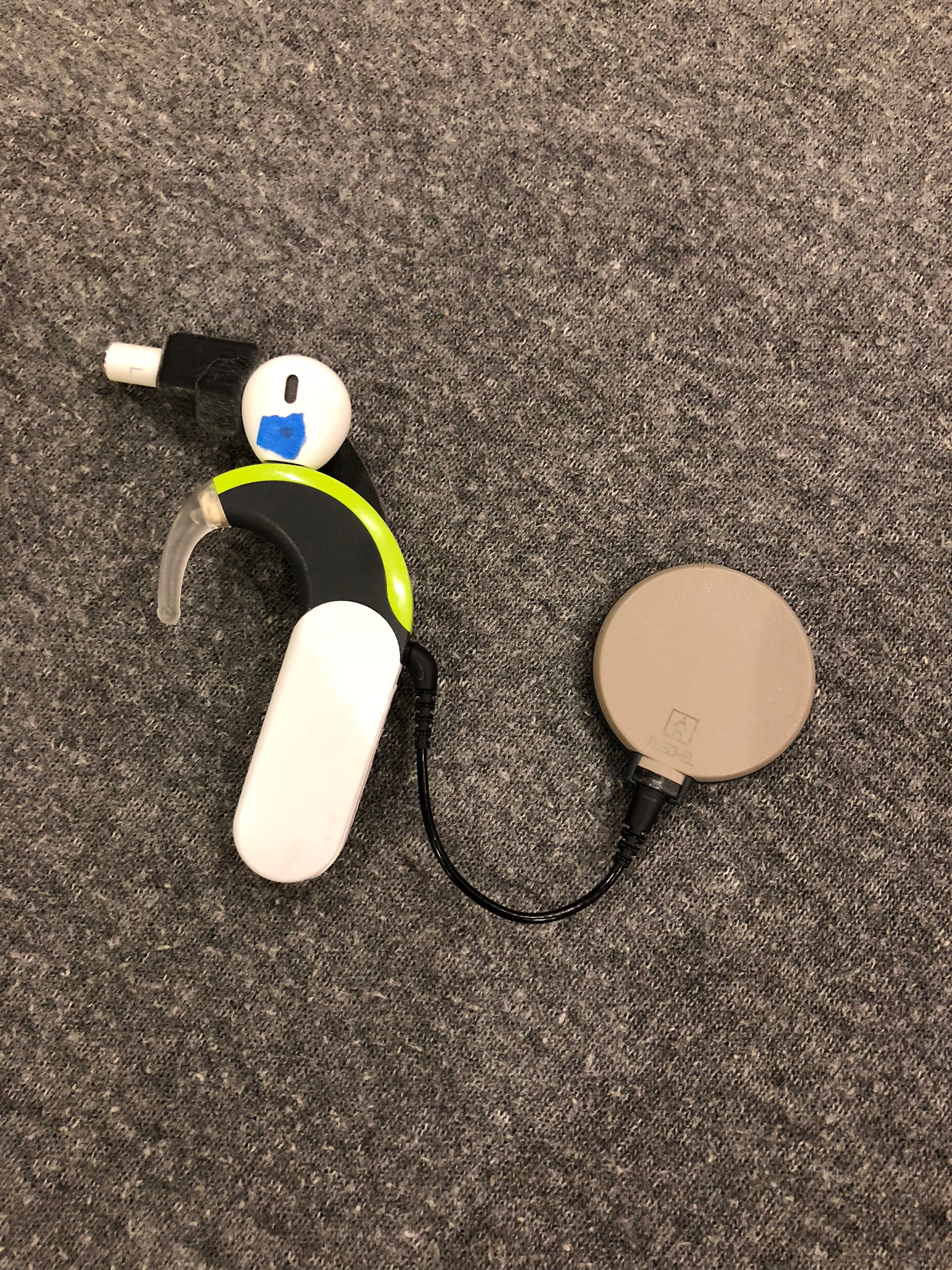 Picture of Cover the Proximity Sensors