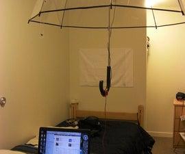 umbrelAudio: Sound Dome Umbrella