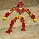 Bionicle Iron Man