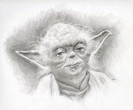 Sketching Yoda