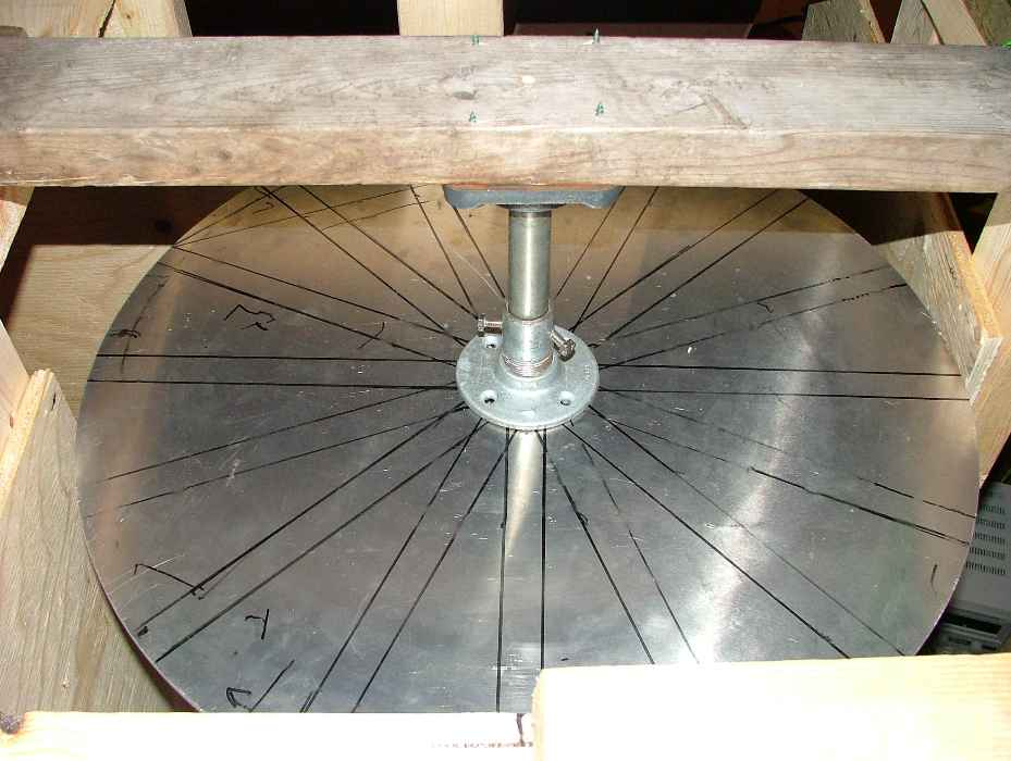 Picture of Turbine Assembly / Discs