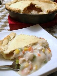 Yummy Chicken Pot Pie
