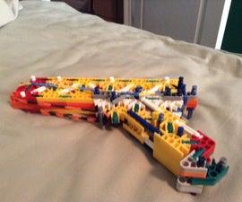 2xhg The Twin Shot Knex Handgun