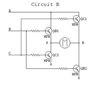 Full Bridge Circuit B