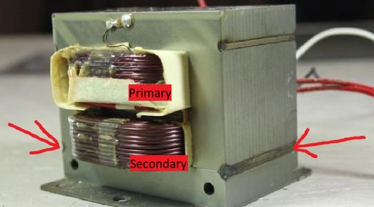 Making the Electromagnet