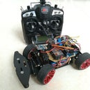 Differential Steering Car With Arduino