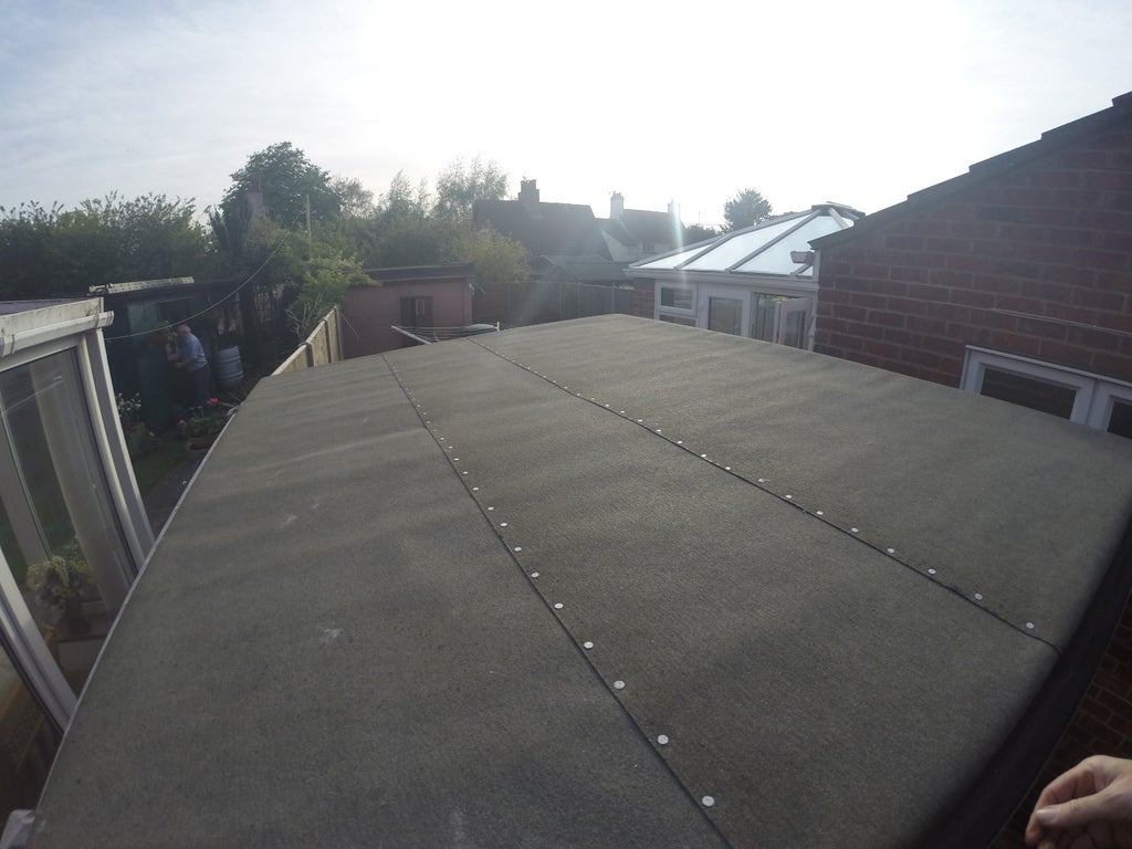 Re Felt Your Shed Roof 7 Steps With Pictures Instructables