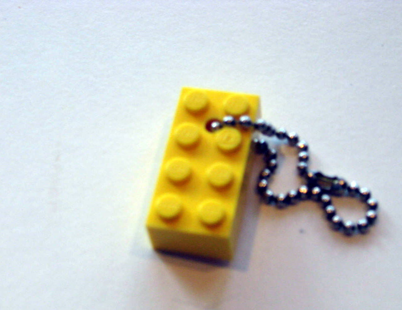 Picture of How to Make a Lego-Block Keychain