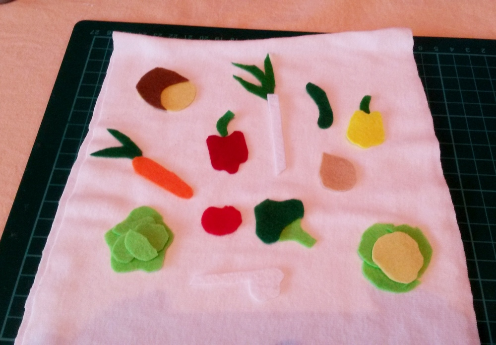 Picture of Page Six and Seven - Veggies & Fruit