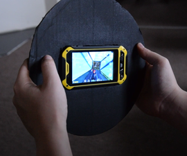 Make Racing Game Console From Your Smartphone
