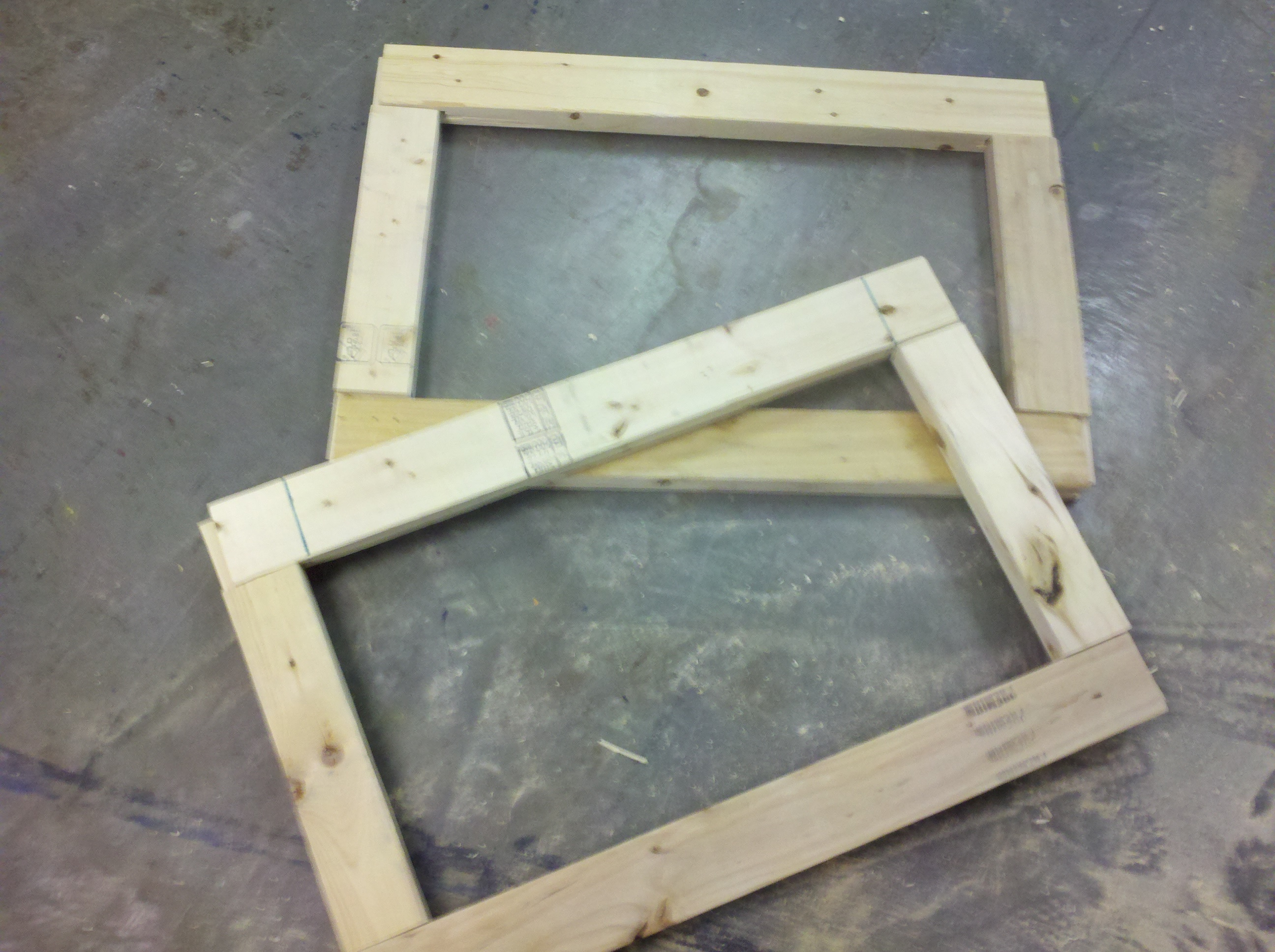Picture of Frame Assembly