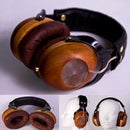 Wooden LED Synced Headphones from Scratch