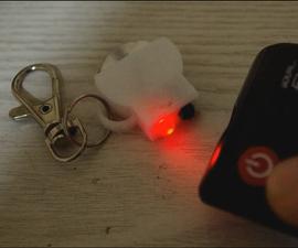 Diy IR Tester Keychain