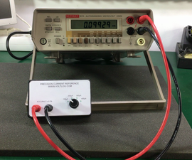 Building a Precision Current Reference Using REF200