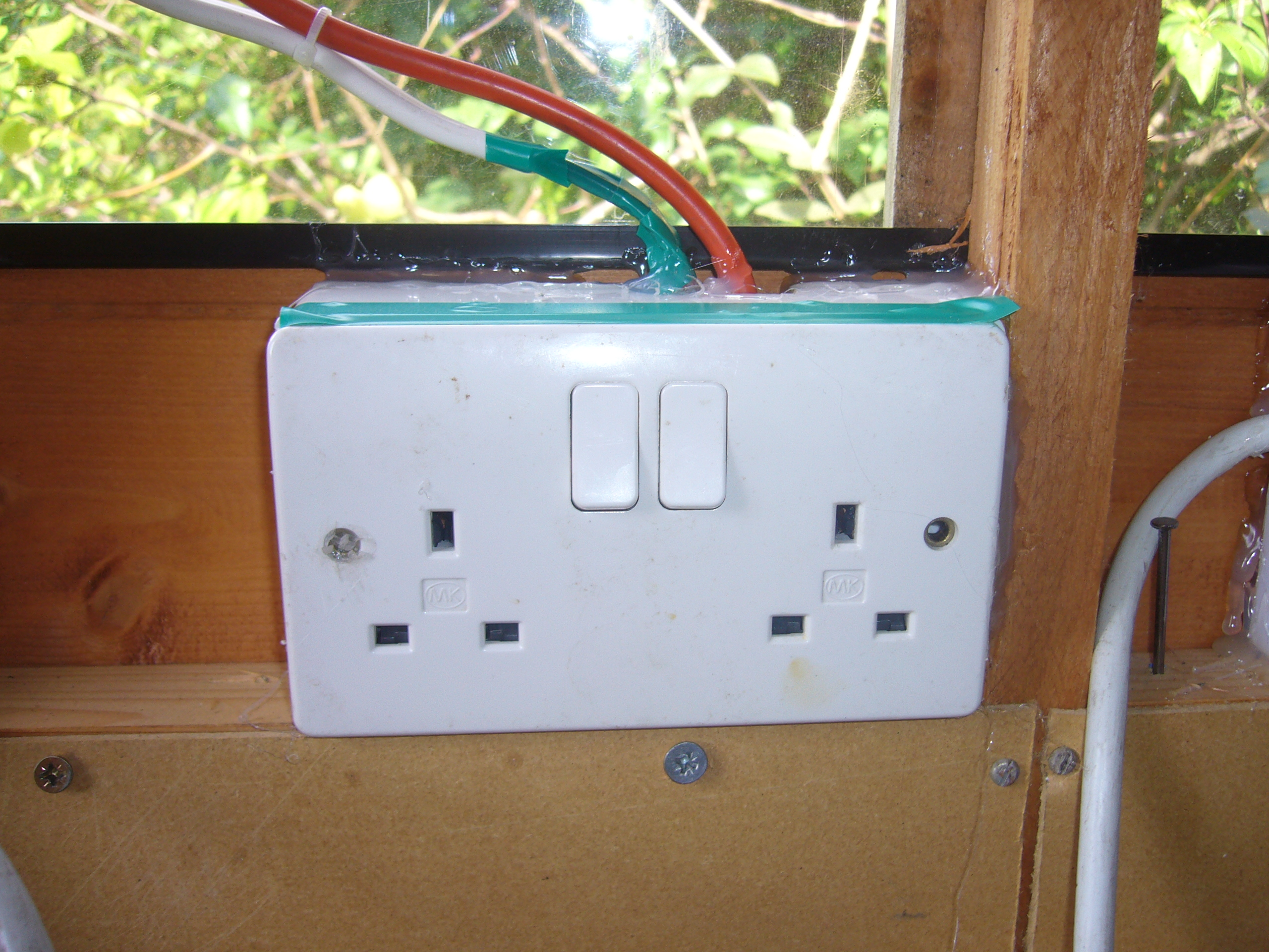 Picture of Socket Outlets and Lights