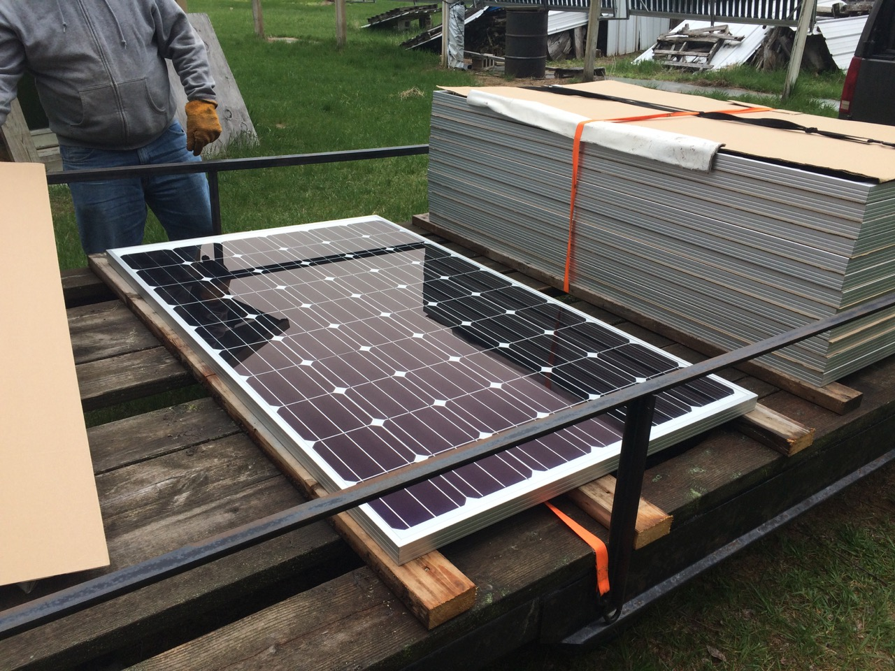 Picture of Solar Panels