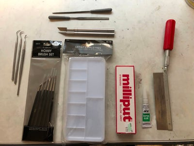 Tools & Supplies