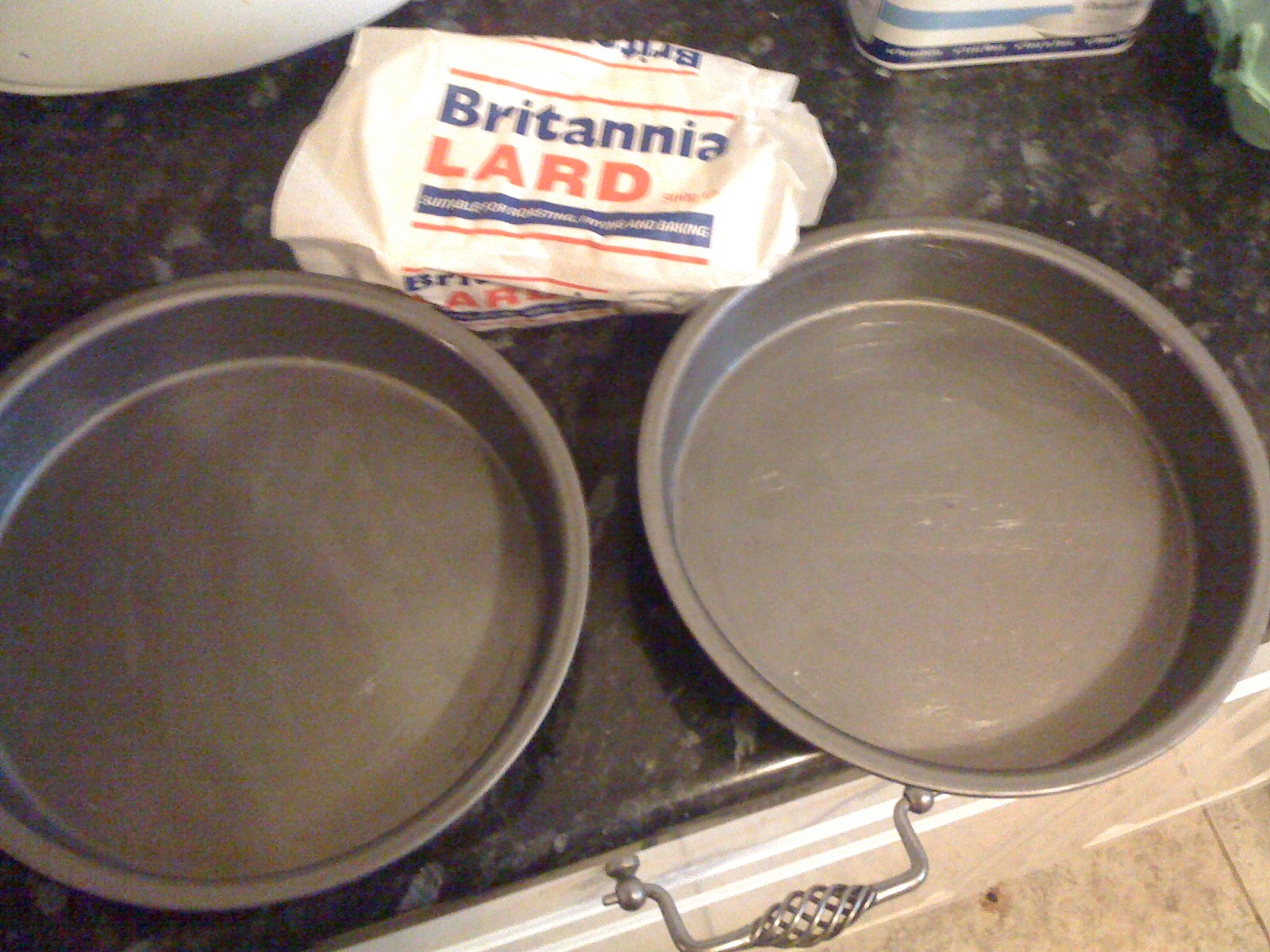 Picture of Prep the Tins and Oven