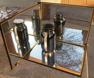 Simple Solar Cooking Jar
