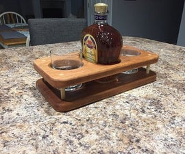 Crown Royal Serving Tray