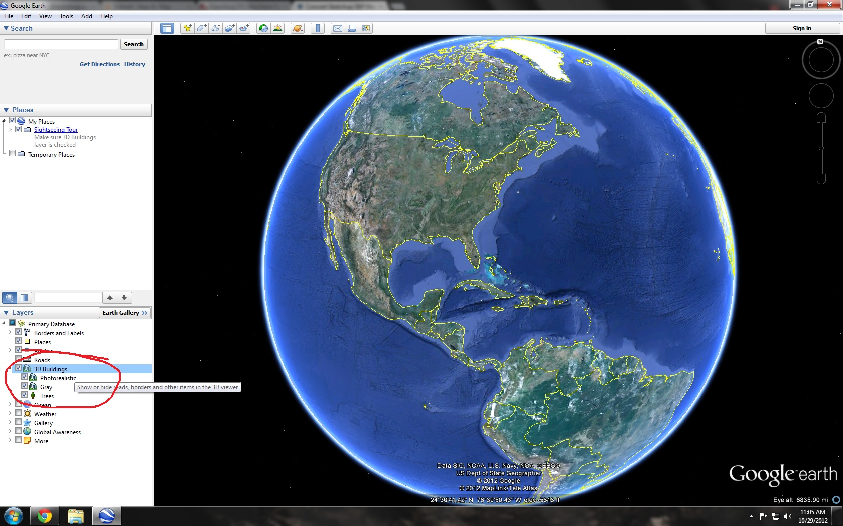 Google Earth to Makerbot: 4 Steps (with Pictures)