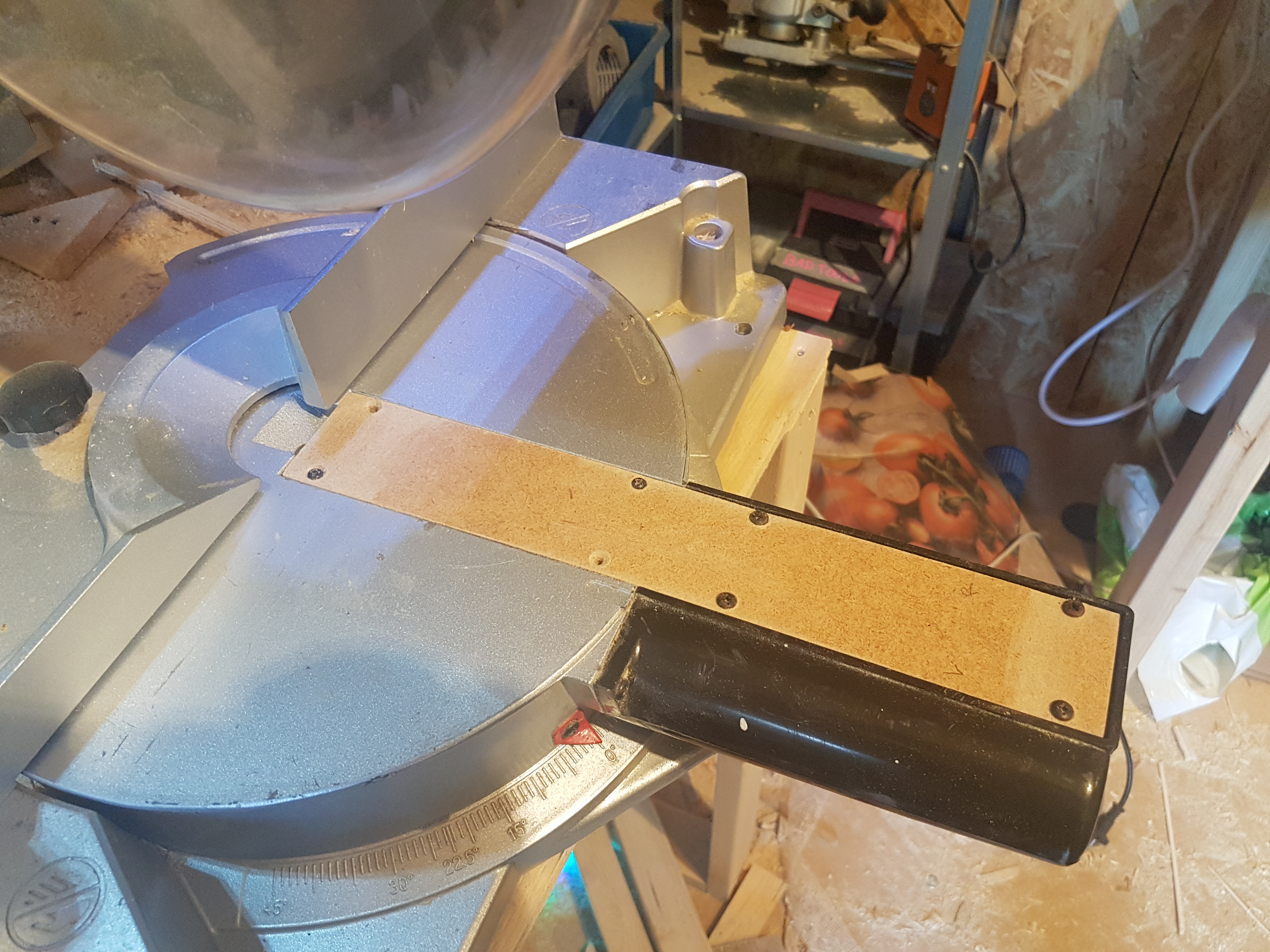 Picture of The Insert in Place