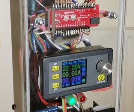 Power Supply Automation: DPS5015, DP50V5A Controlled by Arduino -- Professor Potter