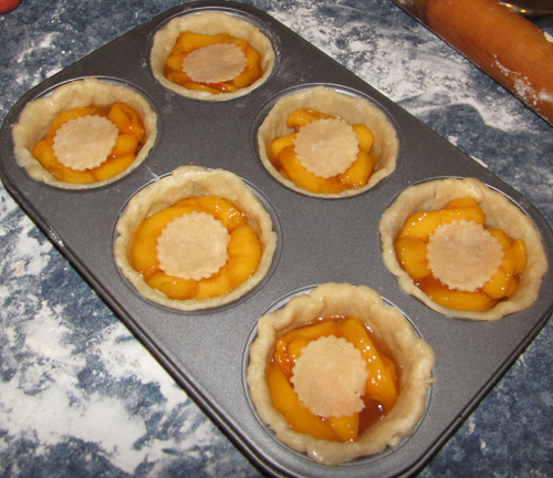 Picture of Filling the Tarts