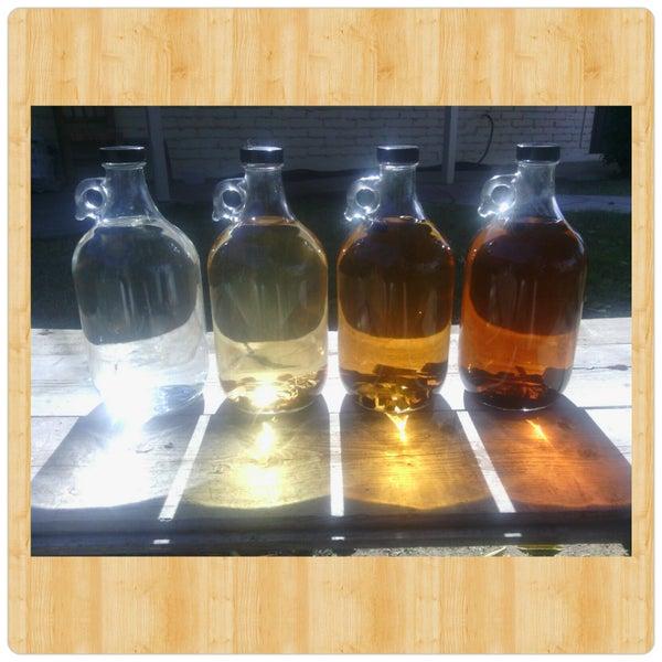 Making Fruit Brandy