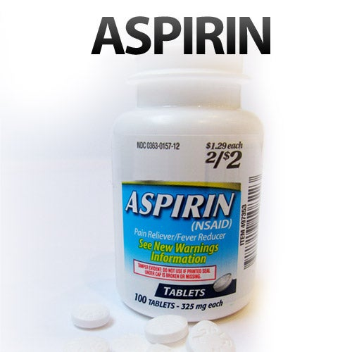 9 Unusual Uses for Aspirin