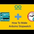 How to Make a Stopwatch Using Arduino