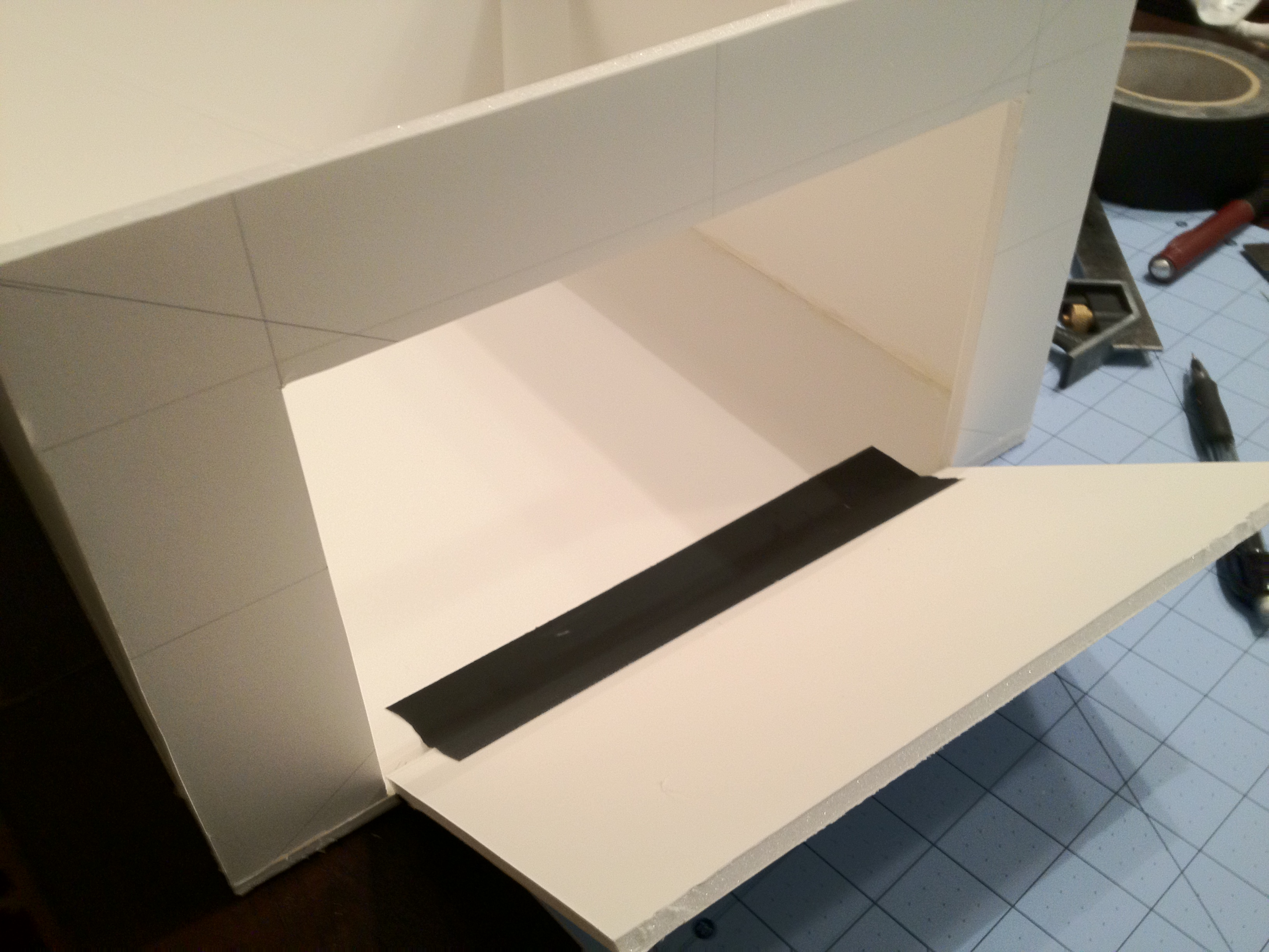 Picture of Add the Rear Opening
