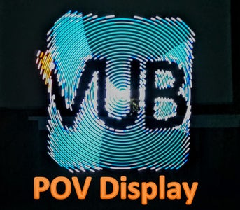 Huge POV Display
