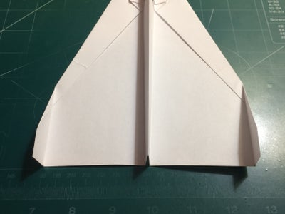 Wing and Winglet Folding